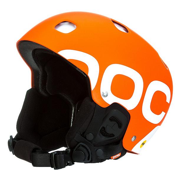 POC Receptor Backcountry MIPS Helmet, Iron Orange, 600
