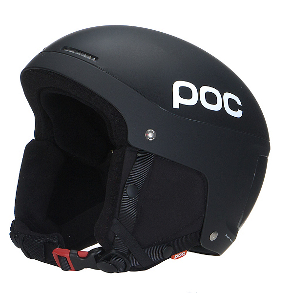 POC Skull Light II Helmet, Uranium Black, 600