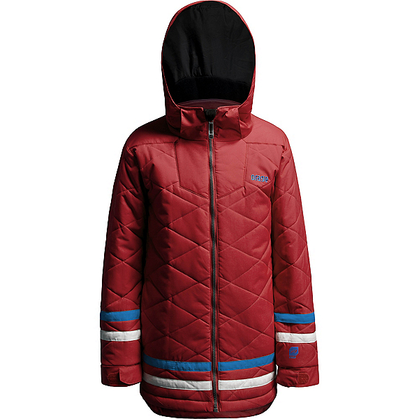 Orage Phil Boys Ski Jacket, Cardinal, 600