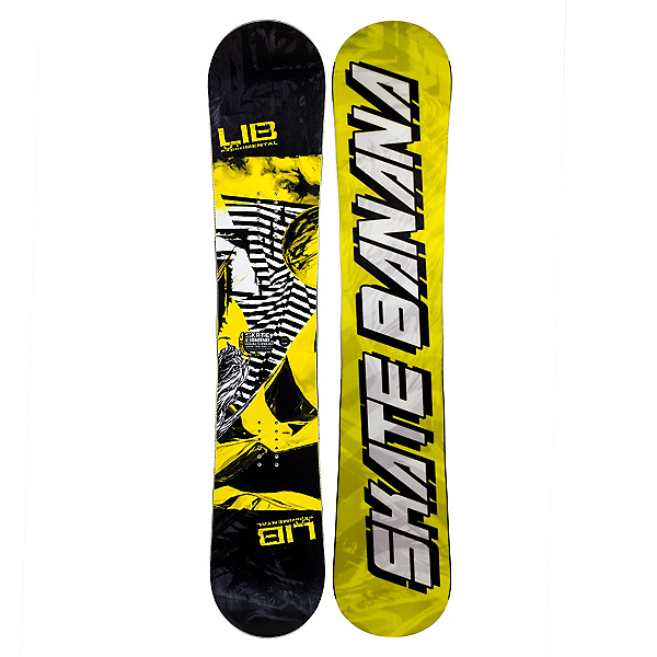 Lib Tech Skate Banana Narrow Snowboard, , 600