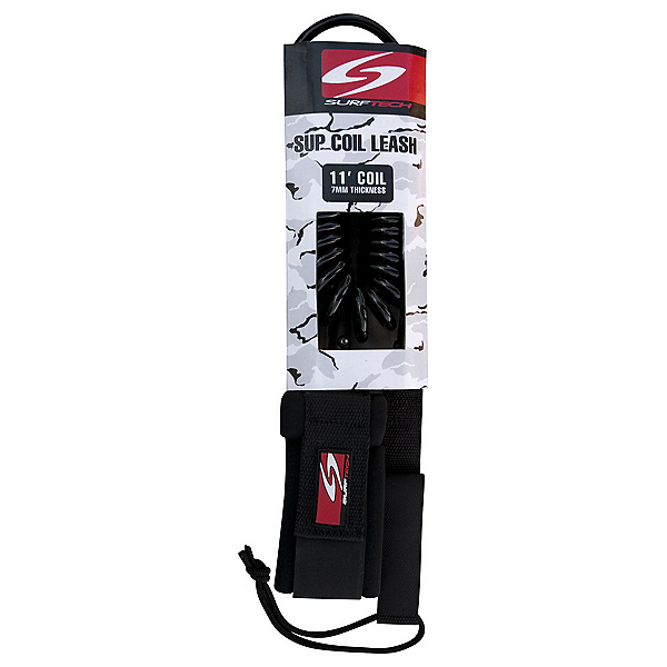 Surftech 11 Foot Coil Calf Leash 2019, , 600