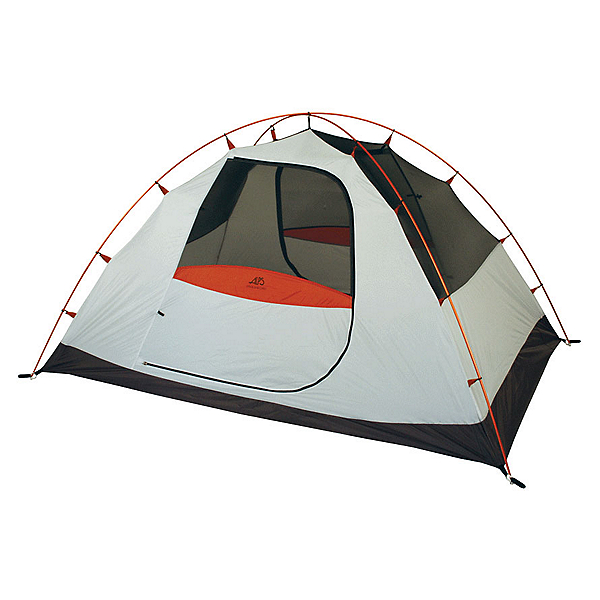 Alps Mountaineering Lynx 4 Person Tent 2018, Clay-Rust, 600