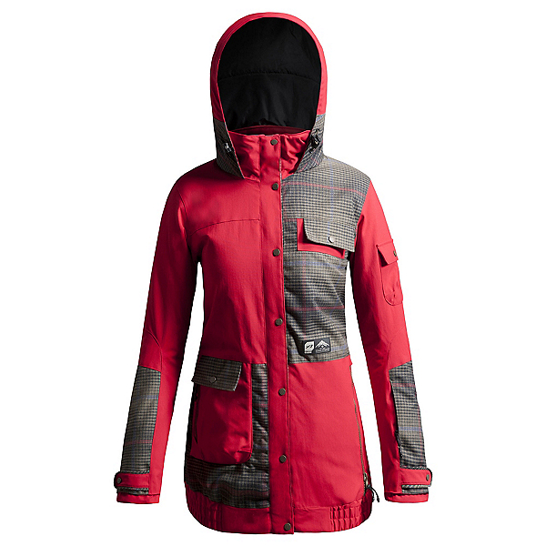 Orage Bala Womens Insulated Ski Jacket, , 600
