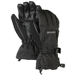 Burton Baker 2 in 1 Touchscreen Gloves, True Black, 256