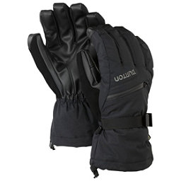 Burton Gore-Tex Touchscreen Gloves, True Black, 256