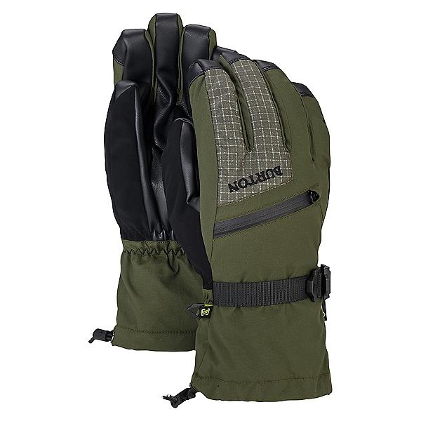 Burton Gore-Tex Touchscreen Gloves, Forest Ripstop-Forest Night, 600