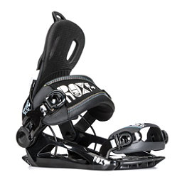 Roxy Rock-It Blast Womens Snowboard Bindings, Black, 256