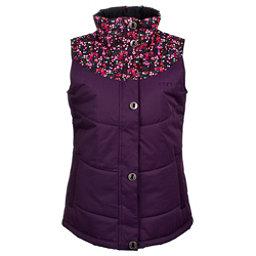 Roxy Dice Womens Vest, Blackberry Cordial, 256