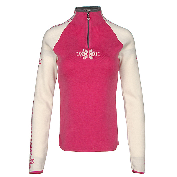Dale Of Norway Geilo Womens Sweater, Allium-Offwhite-Schiefer, 600