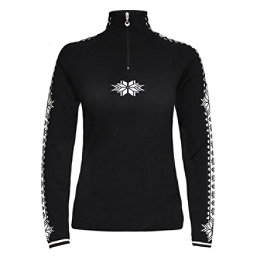 Dale Of Norway Geilo Womens Sweater, Black-Offwhite, 256