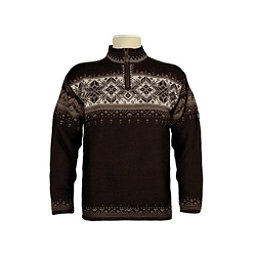 Dale Of Norway Blyfjell Mens Sweater, Coffee-Mountainstone-Off White, 256