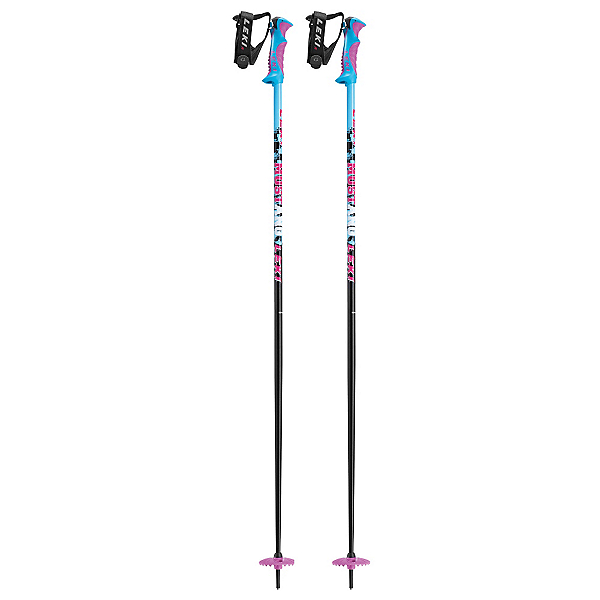 Leki Mustang Trigger Ski Poles, , 600