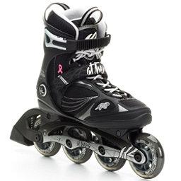 K2 Athena Womens Inline Skates, Black-Silver, 256