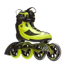 K2 Radical X Boa Inline Skates, Lime-Black, 256