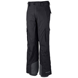 Columbia Ridge 2 Run II Big Mens Ski Pants, Black, 256