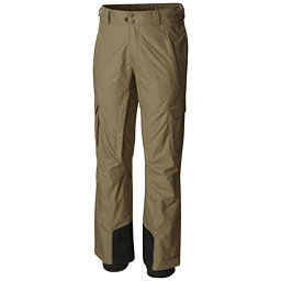 Columbia Ridge 2 Run II Big Mens Ski Pants, Sage, 256