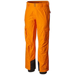 Columbia Ridge 2 Run II Big Mens Ski Pants, Solarize, 256