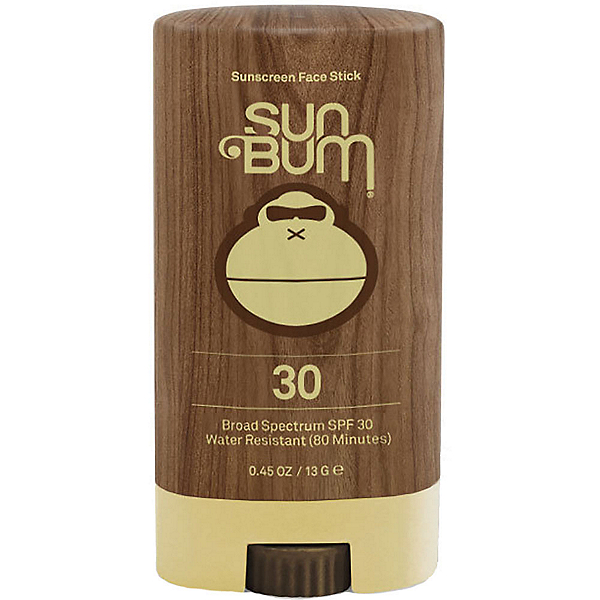 Sun Bum SPF 30 Face Stick Sunscreen, , 600