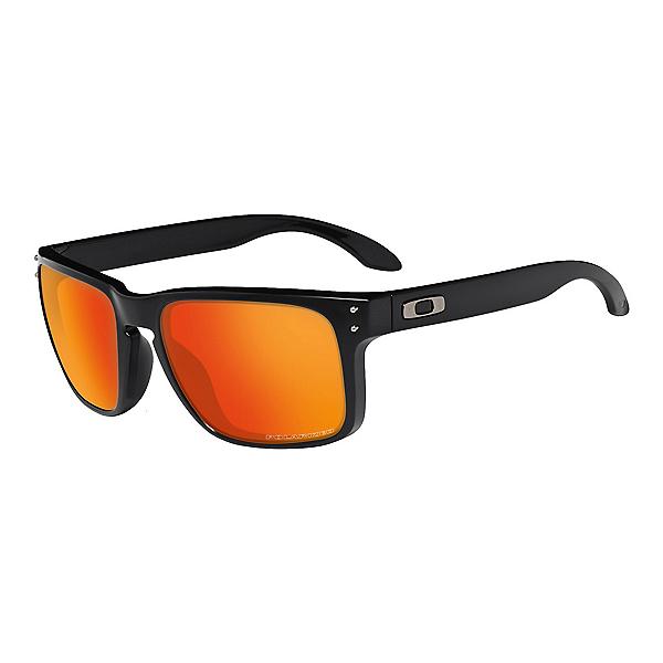 Oakley Holbrook Polished Black Sunglasses 2018 cf344d6649
