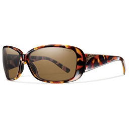 Smith Shorewood ChromaPop Womens Sunglasses, Vintage Tortoise-Polar Brown, 256