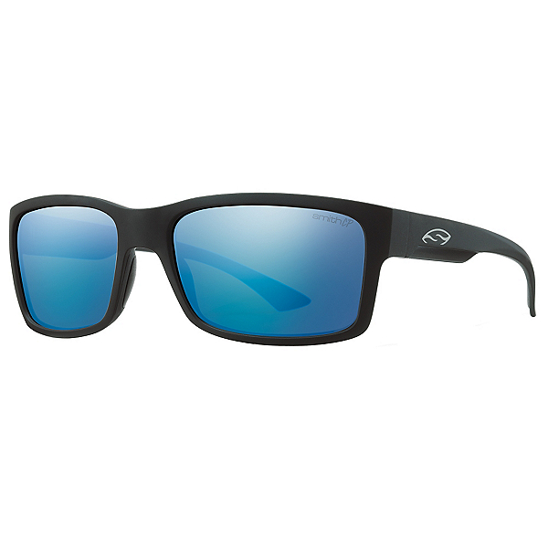 Smith Dolen ChromaPop Sunglasses, Matte Black, 600