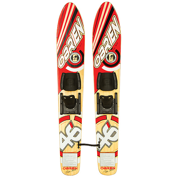 O'Brien Wake-Star Junior Combo Water Skis With Bindings 2017, , 600