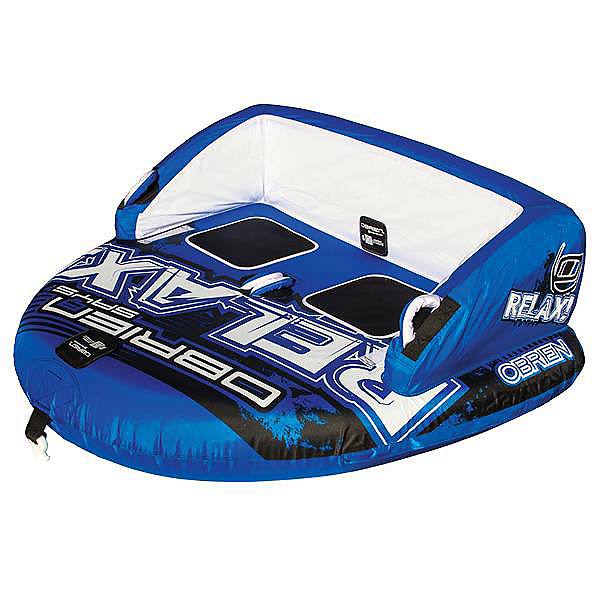 O'Brien Relax 2 Towable Tube 2017, Blue-White, 600