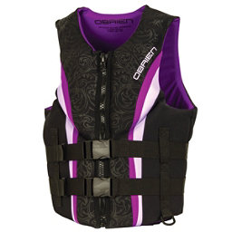 O'Brien Impulse Neo Womens Life Vest 2017, Purple, 256