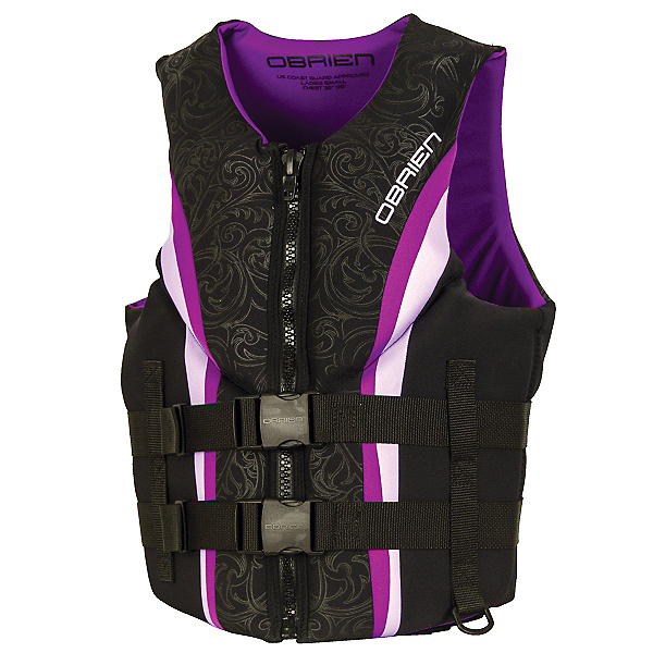 O'Brien Impulse Neo Womens Life Vest 2018, Purple, 600