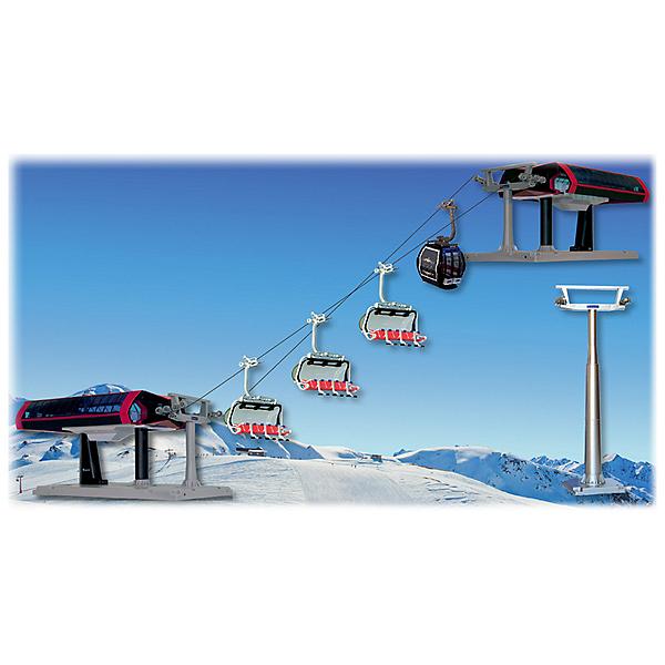 model ski lifts professional set 2017