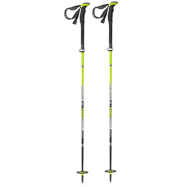 Leki Micro Tour Stick Vario Adjustable Ski Poles, , 600