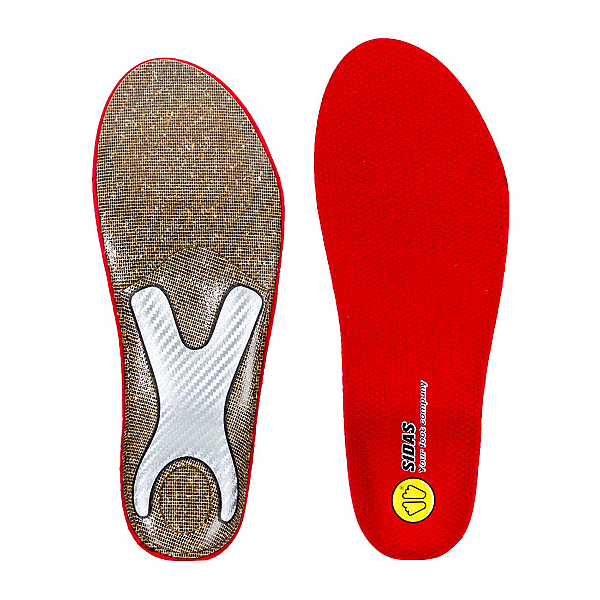 Sidas Winter+ Slim Fit Insoles 2016, , 600
