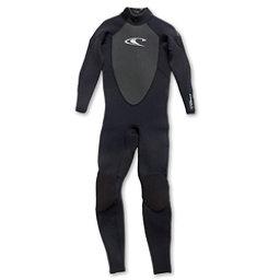 O'Neill Hammer 3/2 Full Wetsuit 2017, Black-Black-Black, 256