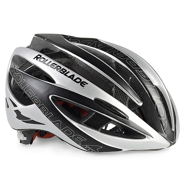 Rollerblade Performance Race Machine Mens Fitness Helmet 2017, Black-Silver, 600
