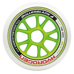 Rollerblade Hydrogen 110mm 85A Inline Skate Wheels - 8 Pack 2017, , 256