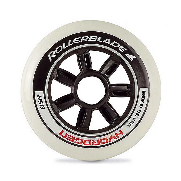 Rollerblade Hydrogen 110mm 85A Inline Skate Wheels - 8 Pack, , 600