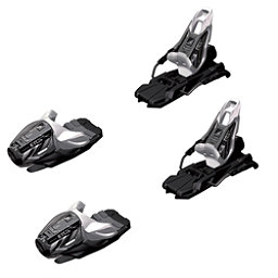 Marker 10.0 EPS Ski Bindings, White-Black, 256