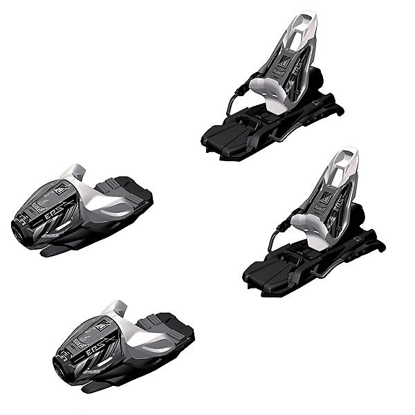 Marker 10.0 EPS Ski Bindings, White-Black, 600