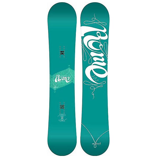Rome Vinyl Womens Snowboard, , 600