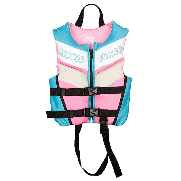 Liquid Force Dream Child Neo Toddler Life Vest, , 600