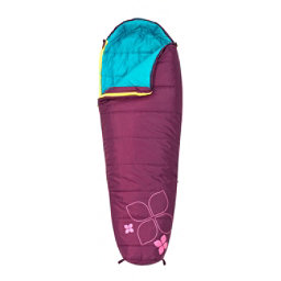 Kelty Little Flower 20 Sleeping Bag, Purple Potion, 256