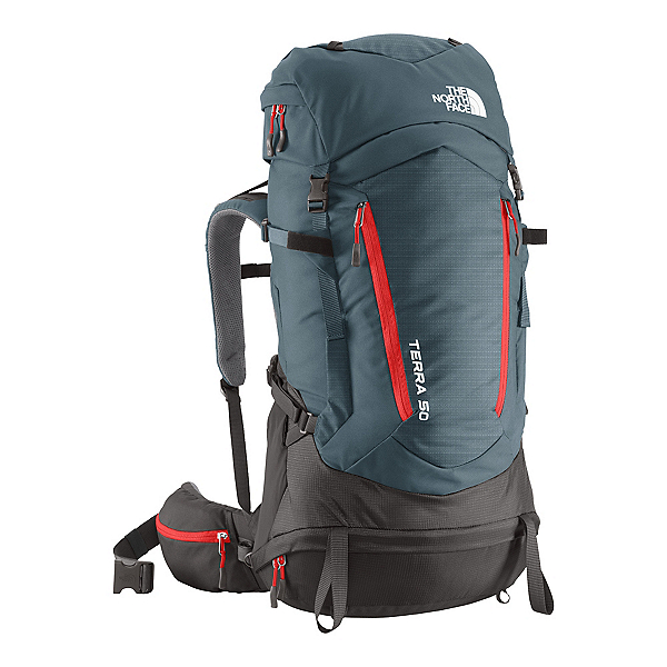 The North Face Terra 50 Backpack (Previous Season), , 600