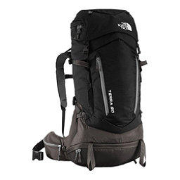 The North Face Terra 50 Backpack (Previous Season), TNF Black-Asphalt Grey, 256