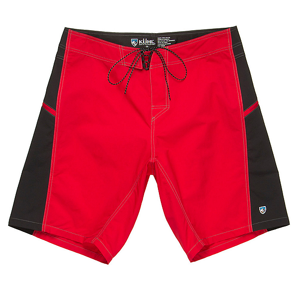 KUHL Mutiny Boardshorts, Lifeguard Red, 600