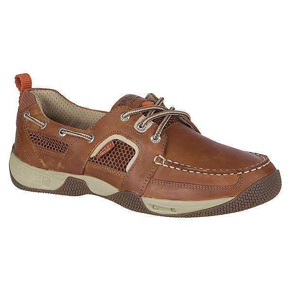 Sperry Sea Kite Sport Moc Mens Shoes, Sudan Tan, 600