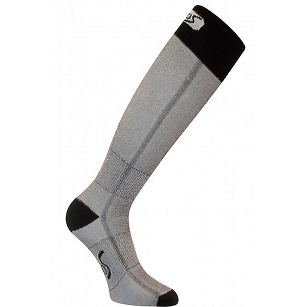 Euro Sock Snow Base 2 Pack Ski Socks, , 600