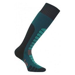 Euro Sock Board Supreme Snowboard Socks, Teal, 256