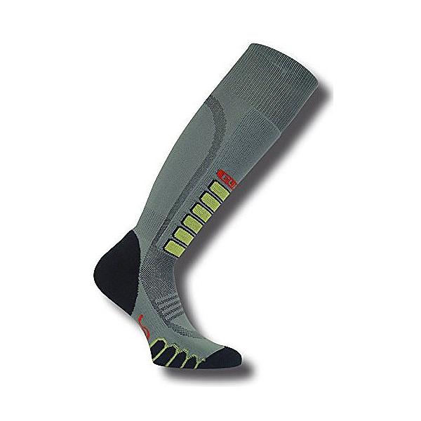 Euro Sock Silver Supreme Ski Socks, , 600