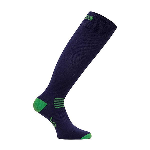Euro Sock Superlite Ski Socks, Navy, 600