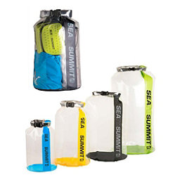 Sea to Summit Clear Stopper Dry Bag 2017, Assorted, 256